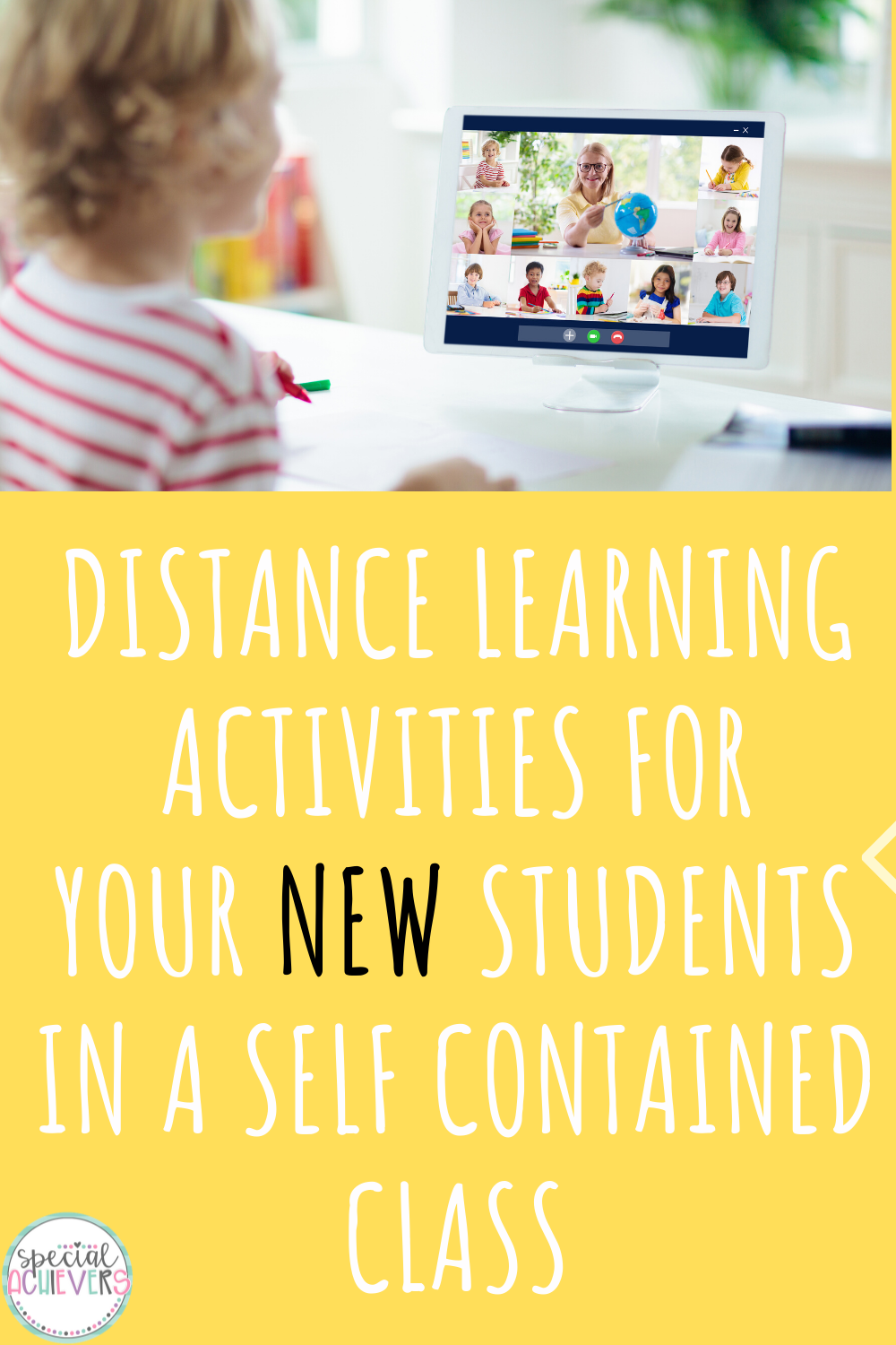distance-learning-activities pin